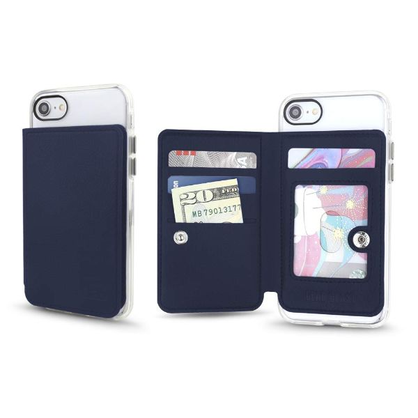 Gear Beast Universal Cell Phone Folio Wallet-Blue-Daily Steals