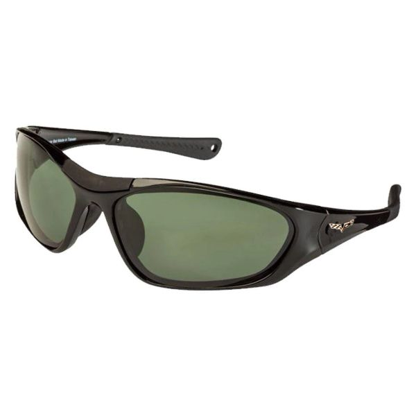 Corvette C6 Polarized Sunglasses El Series 5 Sports Styles by Solar Bat-CV-BD1 Gray Polarized-Daily Steals
