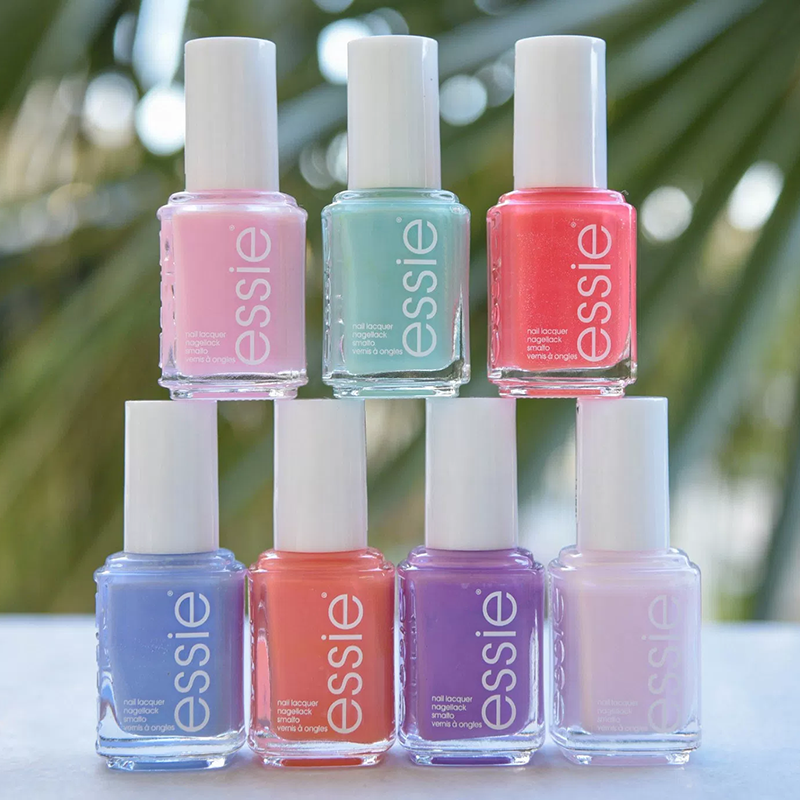 Daily Steals-Essie Professional Nail Polish Mystery Deal - 5 Pack-Health and Beauty-