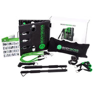 BodyBoss Home Gym 2.0 Full Portable Gym Home Workout System-Green-Daily Steals