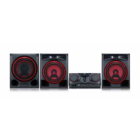 Daily Steals-LG CK57 1100W Hi-Fi Bluetooth Speaker System w/ Karaoke Creator - (CK57)-Speakers-