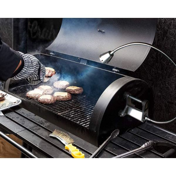 Livin' Well Magnetic LED BBQ Grill Light-Daily Steals