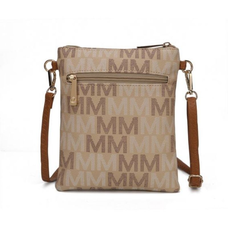 MKF Collection by Mia K - Valerie Crossbody Bag