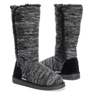 MUK LUKS Women's Liza Boots-Oxford-6-Daily Steals