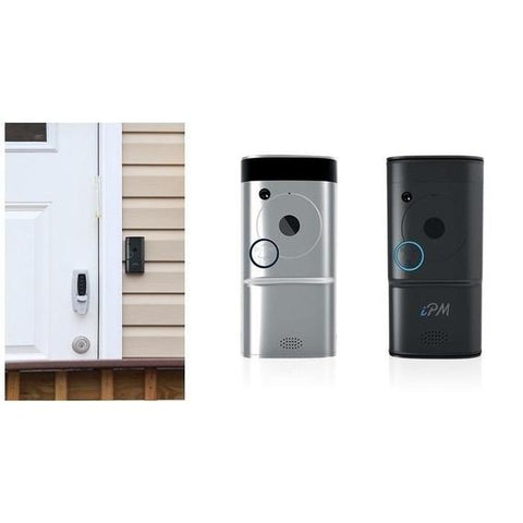 IPM Apex Smart Video Doorbell with Two-Way Audio & iOS/Android App
