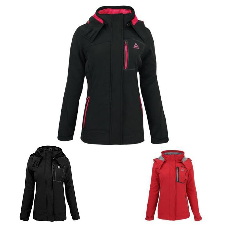 Reebok Women's Softshell System Jacket-Daily Steals