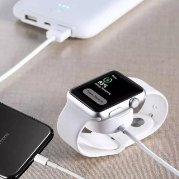 2-in-1 Or 3-in-1 USB Charger for iPhone & Apple Watch-2-in-1-