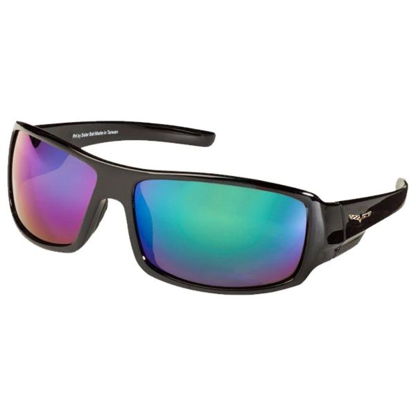 Corvette C6 Polarized Sunglasses El Series 5 Sports Styles by Solar Bat-CV-JH1 Gray Blue Mirrored Polarized-Daily Steals