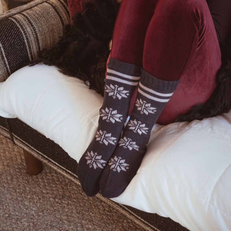 Women's Boot Socks by Muk Luks - 2 Pack-Daily Steals