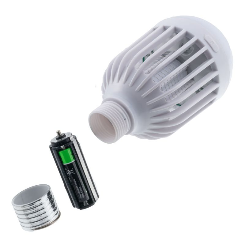 Daily Steals-2 in 1 Magnetic LED Bug Zapper Bulb-Gadgets-
