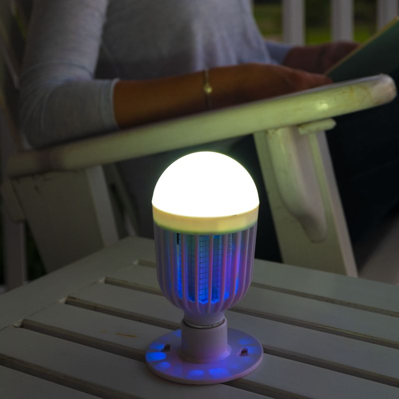 update alt-text with template Daily Steals-2 in 1 Magnetic LED Bug Zapper Bulb-Gadgets-