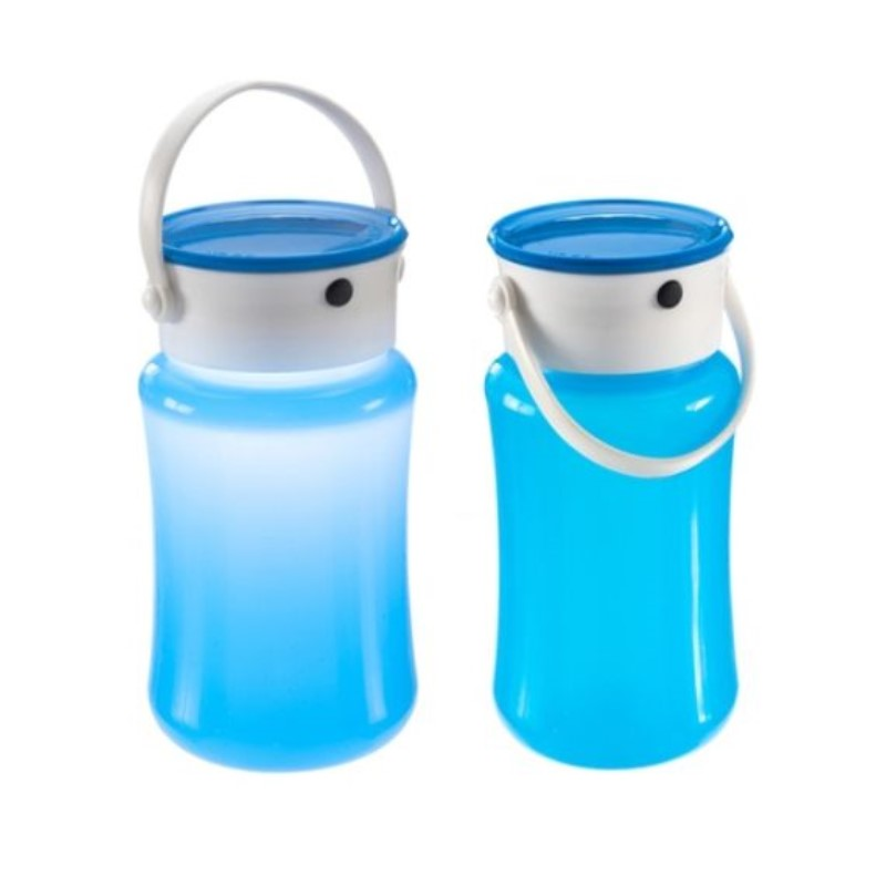 Water Resistant Collapsible Storage Silicone BPA-Free Lantern Bottle-Daily Steals