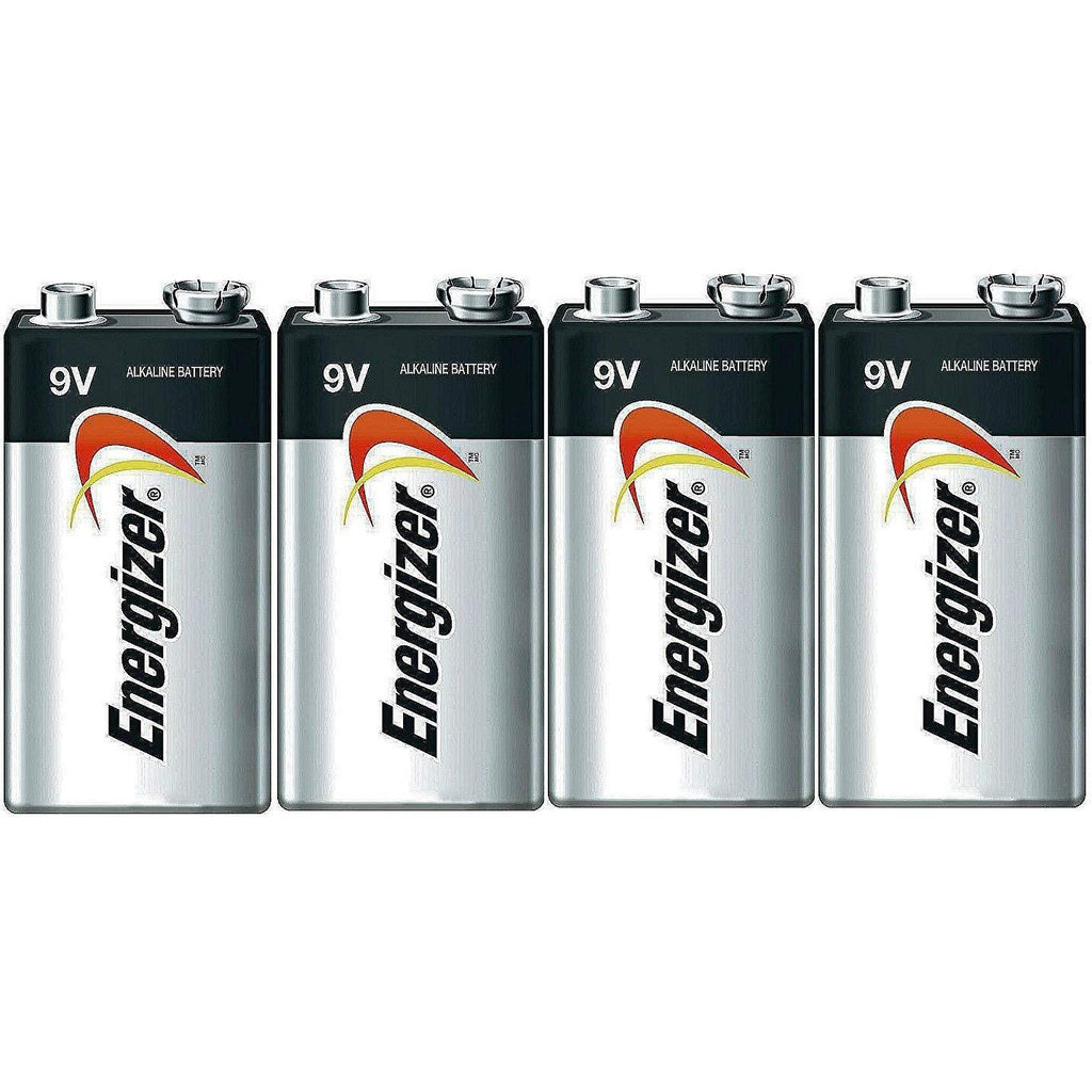 Daily Steals-[24 Pack] Energizer E522 Max 9V Alkaline Battery-Other-