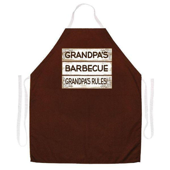 update alt-text with template Daily Steals-Made in USA Humor Grilling BBQ Aprons - Unisex-Kitchen-2497 Gpa bbq gpa rules-