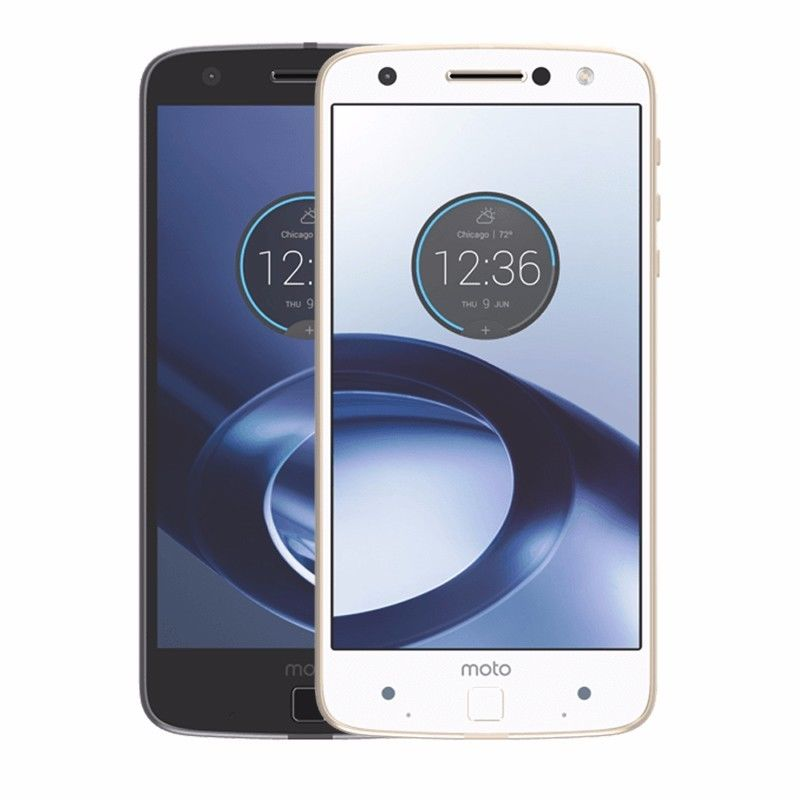 Motorola Moto Z Force Droid 32GB Smartphone (Verizon and GSM Unlocked)-White and Fine Gold-Daily Steals