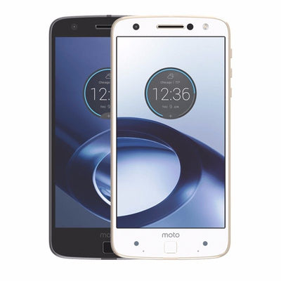 Daily Steals-Motorola Moto Z Force Droid 32GB Smartphone (Verizon and GSM Unlocked)-Cellphones (refurbished)-White and Fine Gold-