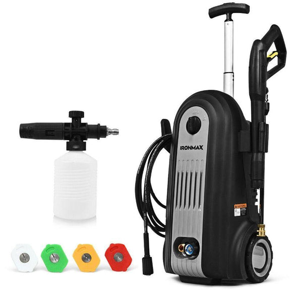 2800 PSI Electric High Pressure Washer Cleaner 1.96 GPM 2500W-
