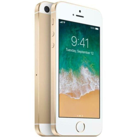 Apple iPhone SE GSM Smartphone - Unlocked-Gold-64GB-Daily Steals