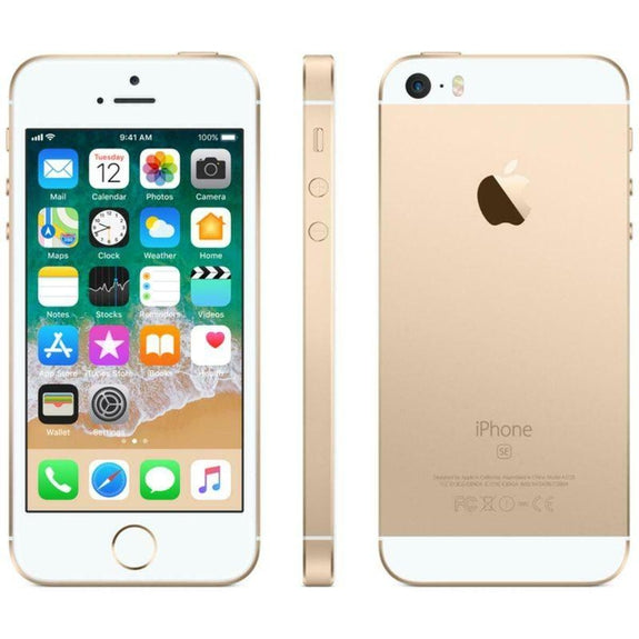 Apple iPhone SE GSM Smartphone - Unlocked-Daily Steals
