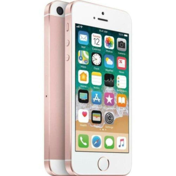 Apple iPhone SE GSM Smartphone - Unlocked-Rose Gold-32GB-Daily Steals
