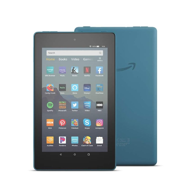 Amazon Fire 7, 2019 Edition 32GB-Twilight Blue-Daily Steals