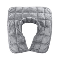 Kathy Ireland Weighted Neck and Shoulder Wrap-Silver-Daily Steals