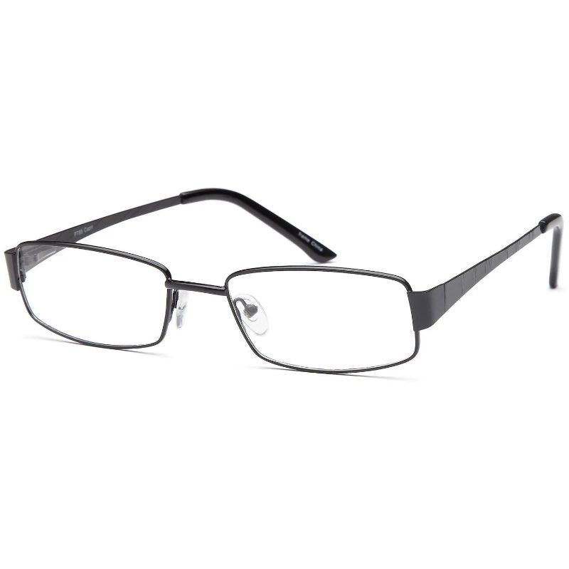 Men's Eyeglasses 52 20 140 Black Metal