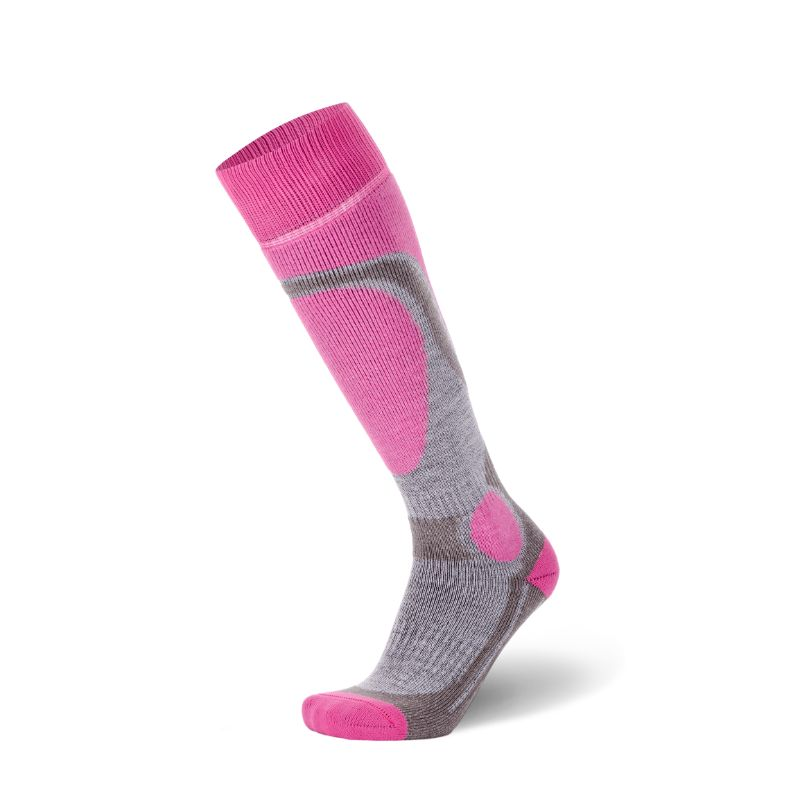 Mens Wool Elite Ski Lightweight Merino Socks