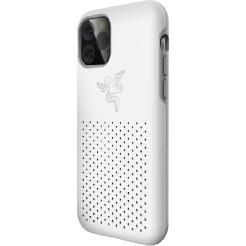 Razer Pro THS Phone Case for iPhone 11 Pro - Mercury White
