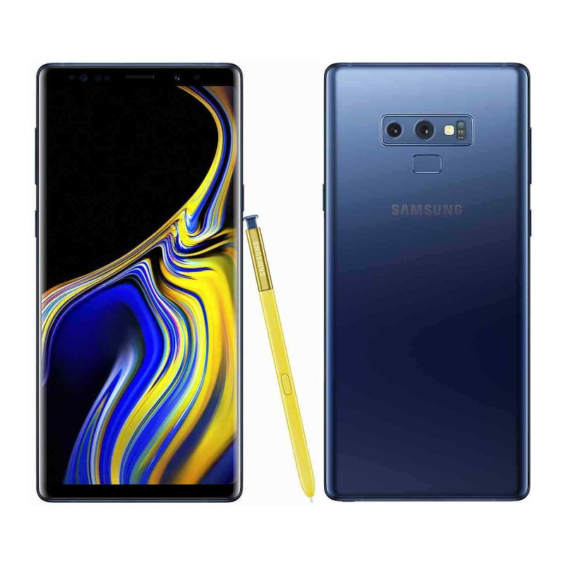 Samsung Galaxy Note 9 128GB Verizon & GSM Unlocked Smart Phone-Ocean Blue-Daily Steals
