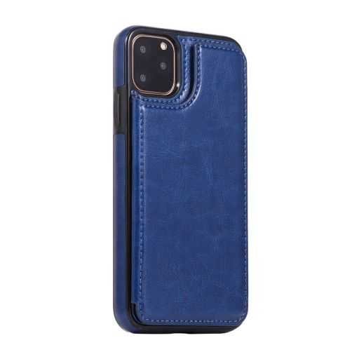 iPM Apple iPhone 11, Pro, Pro Max PU Leather Purse Protective Case-Daily Steals