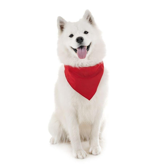 Dog Scarf Bandanas Triangle Bibs - 6 Pack-Red-Daily Steals