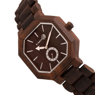Earth Wood Acadia Bracelet Watch-Daily Steals