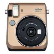 Fujifilm Instax Mini 70 - Instant Film Camera-Gold-Daily Steals