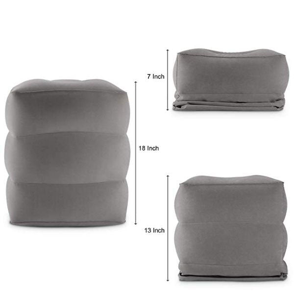 Inflatable Rest Pillow-Daily Steals