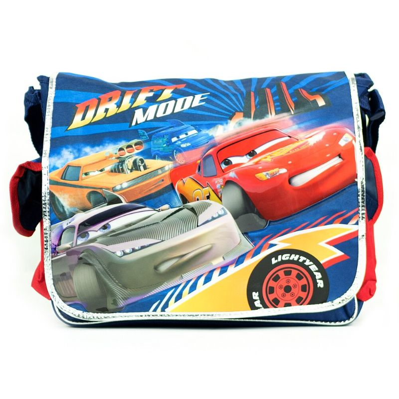Children's Messenger Bag-Lightning McQueen-Daily Steals