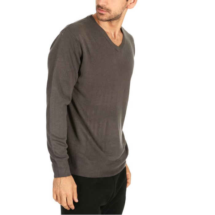 Daily Steals-Men's Mystery V-Neck Pullover Sweaters - 2 Pack-Men's Apparel-Small-