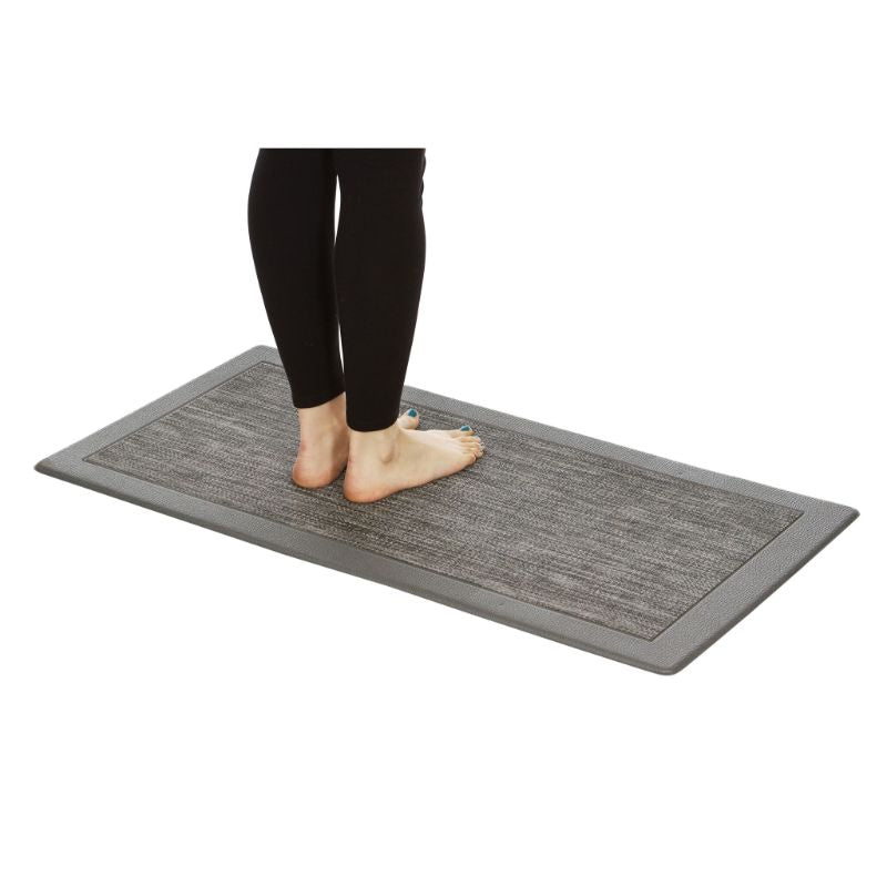 David Burke Hillside Anti-Fatigue Kitchen Mat - 2 Pack-Daily Steals