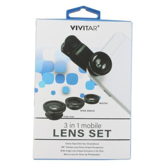 3 In 1 Mobile Lens Set-Daily Steals