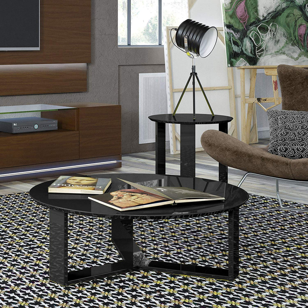 "Madison 2.0- 23.85"" Round Accent End Table-Daily Steals"