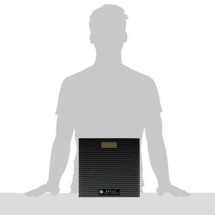 Bally Total Fitness Digital Bathroom Scale-Daily Steals