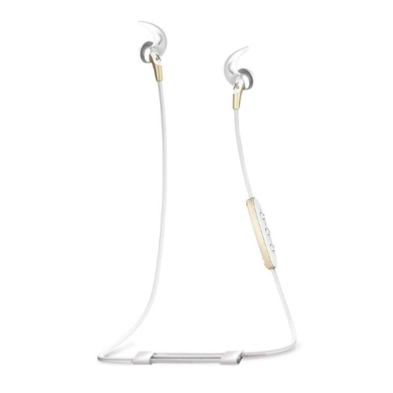 Casque d'écoute Bluetooth sans fil Jaybird FREEDOM 2-White-Daily Steals
