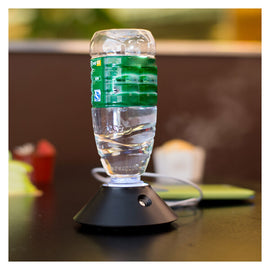 Whisper-Quiet Portable Mini Water Bottle Humidifier