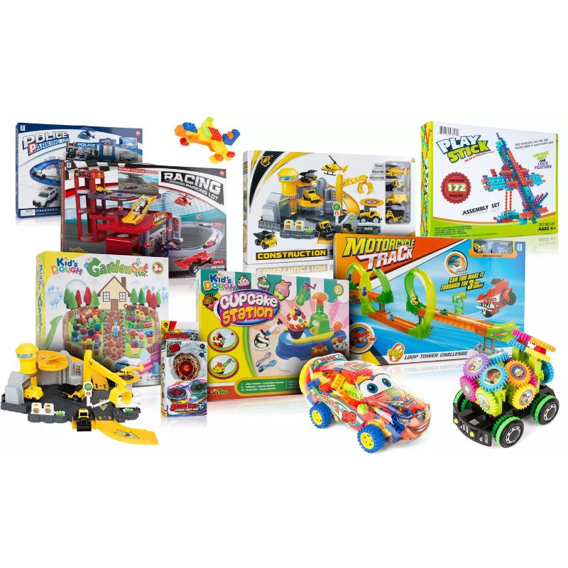 Kid's Building and Construction Toys