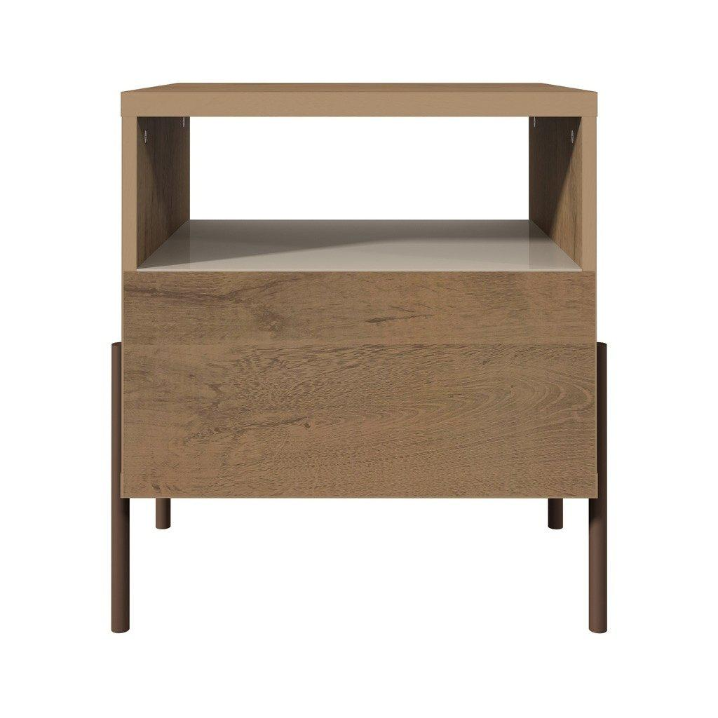 Daily Steals-Joy 1-Full Extension Drawer Nightstand-Home and Office Essentials-