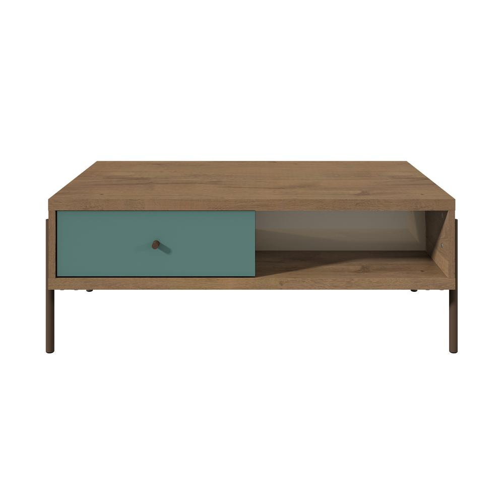 Joy Double-sided End Table-Blue-Daily Steals