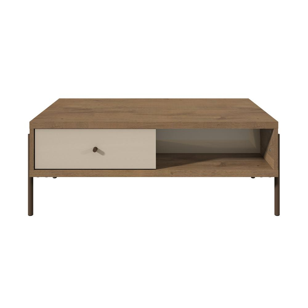 Joy Double-sided End Table-Off-White-Daily Steals