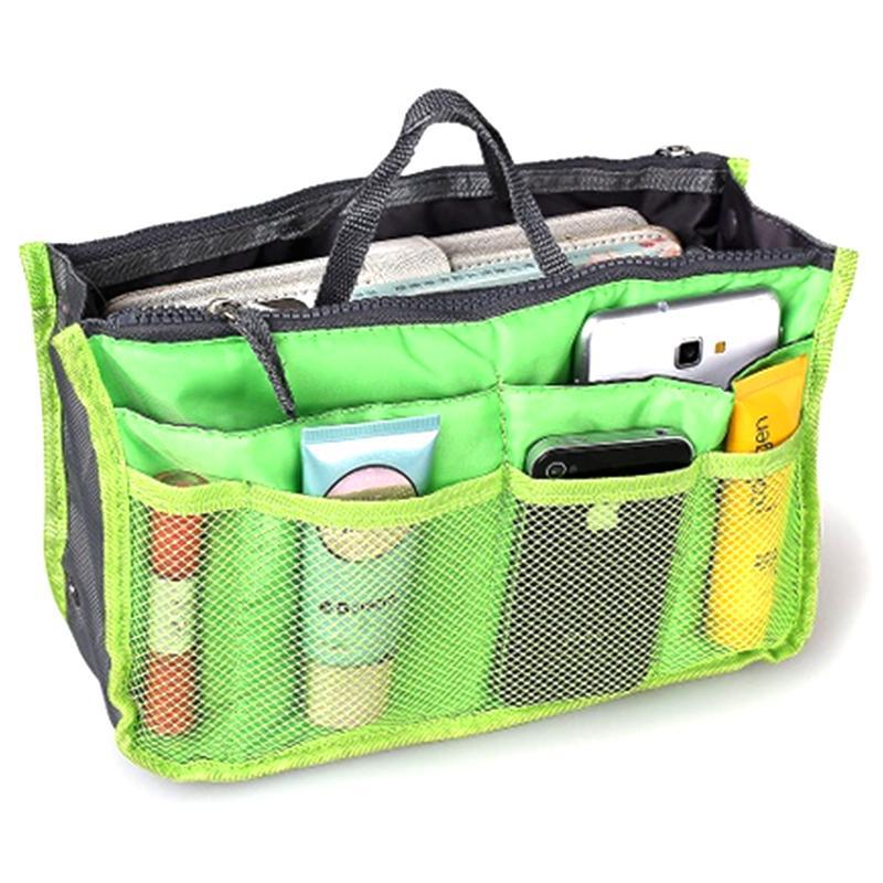 Meshed Up! Handbag Organizer-Green-Daily Steals