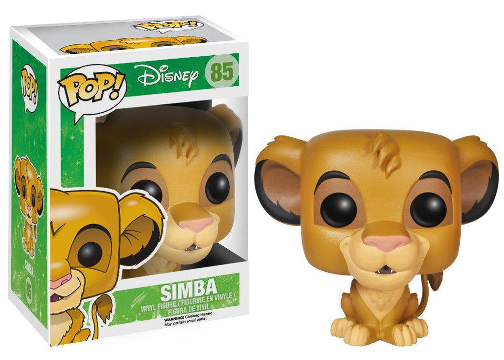 Funko POP Collectible Figures-POP Disney: Lion King - Simba-Daily Steals