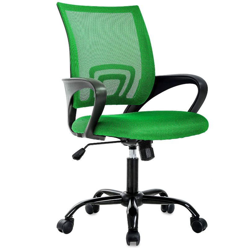 Mesh Ergonomic Office Chair-Green-Daily Steals